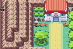 Pokemon Orchid - look at the left - User Screenshot